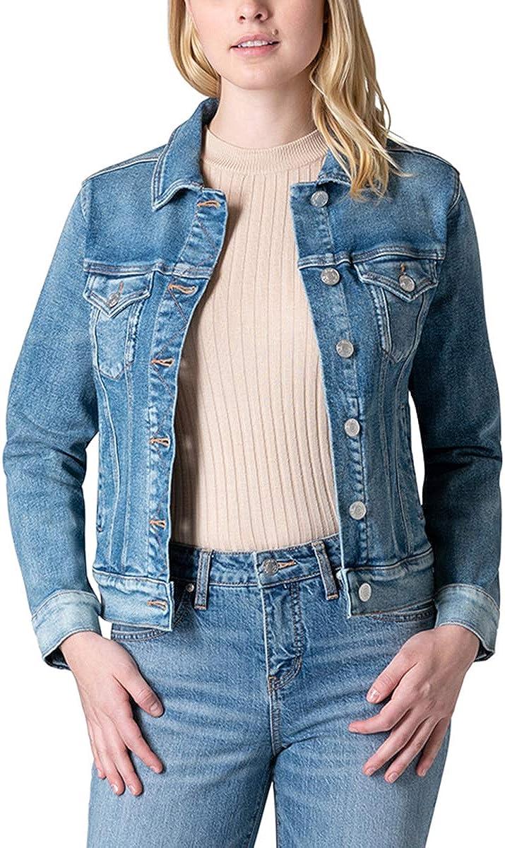 Jag Jeans Women's Kiara Classic Denim Jacket