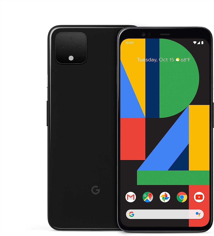 Google Excellent Pixel 4 XL - 64GB Unlocked San Diego Mall Renewed Black Just