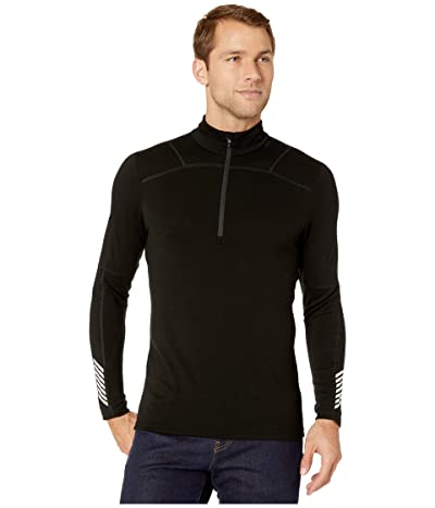 Helly Hansen Lifa Merino 1/2 Zip (Black) Men