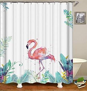 Shower Curtain, Multifunctional Decorations Shower Curtain Waterproof Bathroom Shower Curtain, Extra Long Bath Decor Sets ...