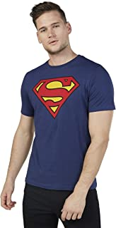Splash Character Men's 8912963 U20MCORE23 Knitted Cotton T-Shirt, Black
