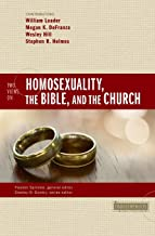 Best bible and homosexuality books Reviews