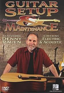 Guitar Setup & Maintenance - Instructional Guitar With Denny Rauen