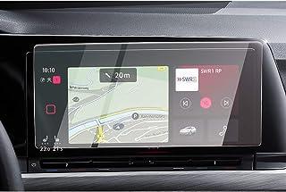 CDEFG V W Golf 8 GTI GTD GTE 2020 2021 Auto Navigatie Gehard Glas Beschermfolie 9H Krasbestendig Anti-Fingerprint 10 inch ...