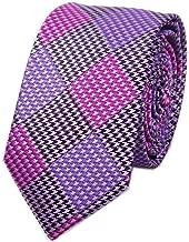 ربطة عنق زفافٍ نحيف من Kihatwin للرجال بتصميم هاوندتوث