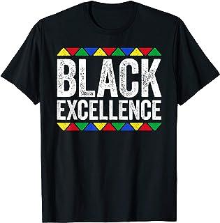 Black Excellence T-Shirt Black Pride Gift T-Shirt