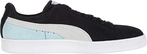 Puma Black/Puma White/Aquamarine
