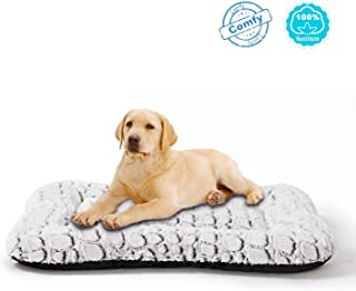 ANWA Dog Bed Large Dogs, Dog Crate Pads Medium Dogs, Dog Crate Bed Cushion