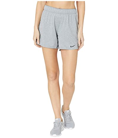 Nike Flex Attack Training Short (Cool Grey/Black) Women