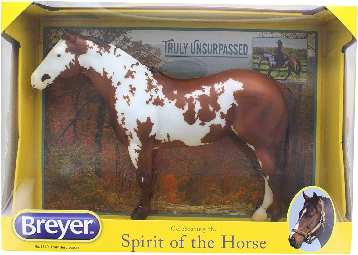 Breyer Traditional 1 9 Model Horse - Truly Unsurpassed