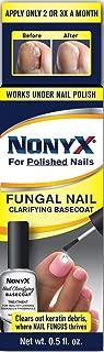 Nonyx Nail Clarifying Basecoat