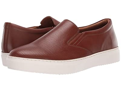 CARLOS by Carlos Santana Don Slip-On Sneaker (Tan) Men