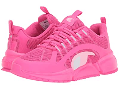 Champion Kids RF Pro Runner (Big Kid) (Bubbly Pink) Girl