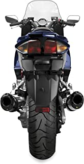 Two Brothers Racing (005-1250407G) Standard Series M-2 Carbon Fiber Canister Dual Slip-On Exhaust System