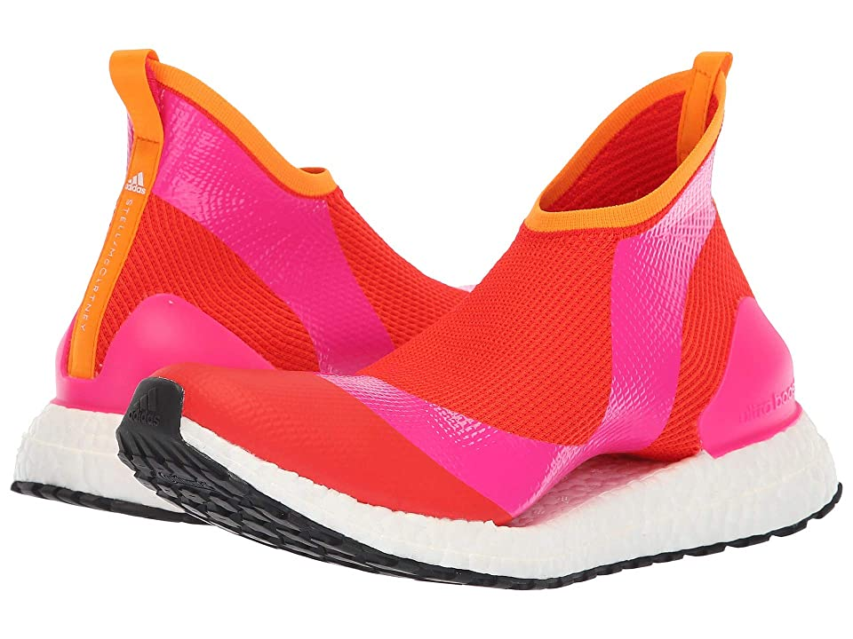 adidas by Stella McCartney Ultraboost X ATR (Energy S17/Shock Pink F18/Core Red S17) Women