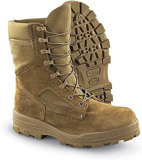 Bates Men's USMC Temperate Weather Boots Desert, Desert, 9