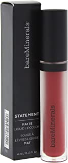 BareMinerals Statement Matte Liquid Lip Color - Naughty for Women - 0.13 oz