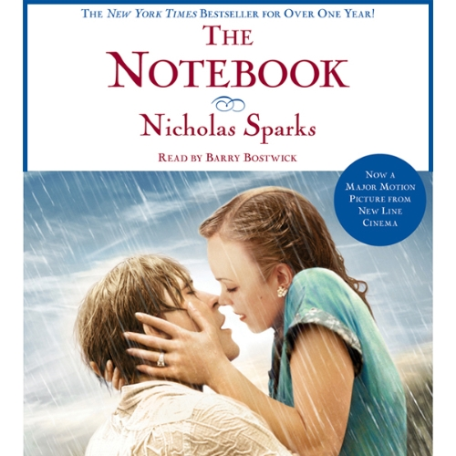The Notebook Audiobook By Nicholas Sparks cover art