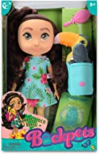 Tree House Kids The Backpets Mica & Coco from Brazil Toys, 9.5