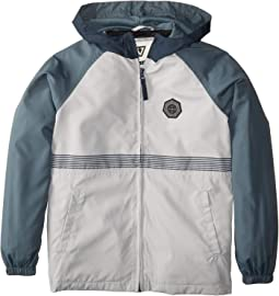 Dredges II Windbreaker Jacket (Big Kids)