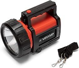Velamp Doomster Basic: 1W LED-Spot. Voor 4R25 / 4D-Batterijen (Niet Meegeleverd)