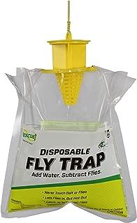 RESCUE Outdoor Non-Toxic Disposable Fly Trap