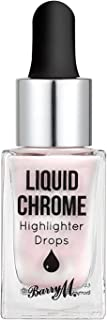Barry M Liquid Chrome Highlighter Drops, Precious Pearl