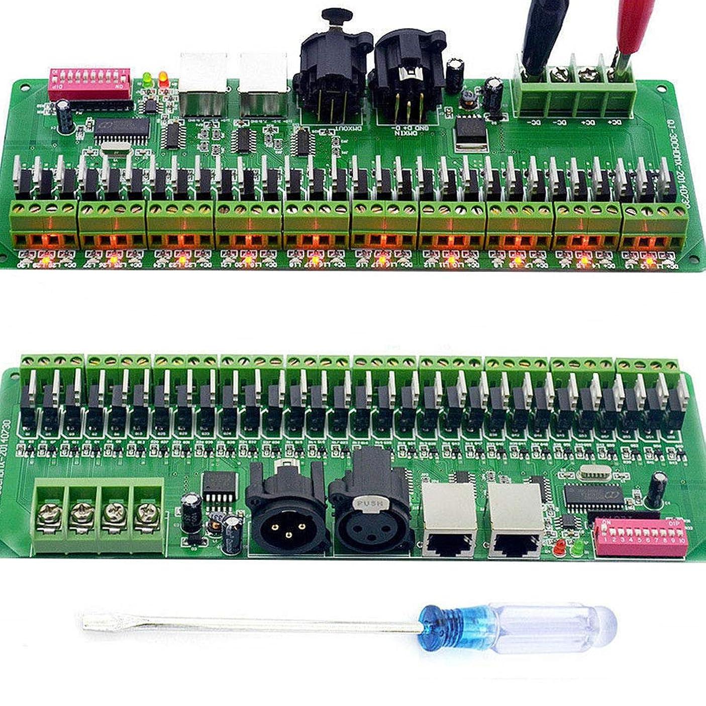 アレルギー性用心するエッセンスSZT DMX512 コントローラー 舞台照明調光コントローラー プロ DJ ステージライト led 制御センター 192チャンネル スポットライト ダンスホール パブ 結婚式 ステージ用