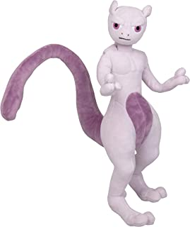 PoKéMoN Detective Pikachu Movie Mewtwo Plush - with Posable Arms and Tail - Large 14