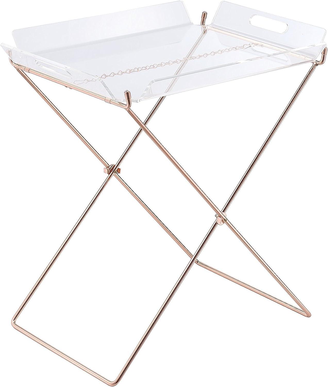 HomeRoots Furniture 286456-OT Tables Multicolor