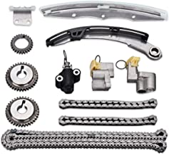 PUENGSI Timing Chain Kit Replacement fit for Nissan 2005-2006 Altima 2004-2008 Maxima 2004-2015 Quest