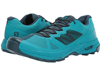 Salomon X Alpine w/ Pro (Reflecting Pond/Tile Blue/Tile Blue) Women