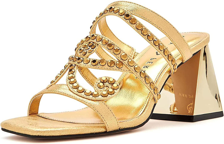 Katy Perry Women's The Layla Heeled Sandal