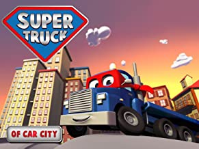 Super Truck of Car City