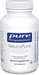 Pure Encapsulations - NeuroPure - Hypoallergenic Supplement with Enhanced Support for Emotional Balance and Mood Stability...