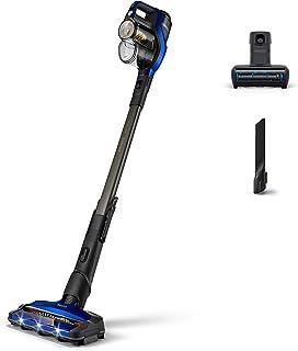 Philips XC8045/01 SpeedPro Max, Aspirapolvere Senza Fili, Aspirante a 360°, Autonomia 60 min, Display Digitale, Mini Spazz...