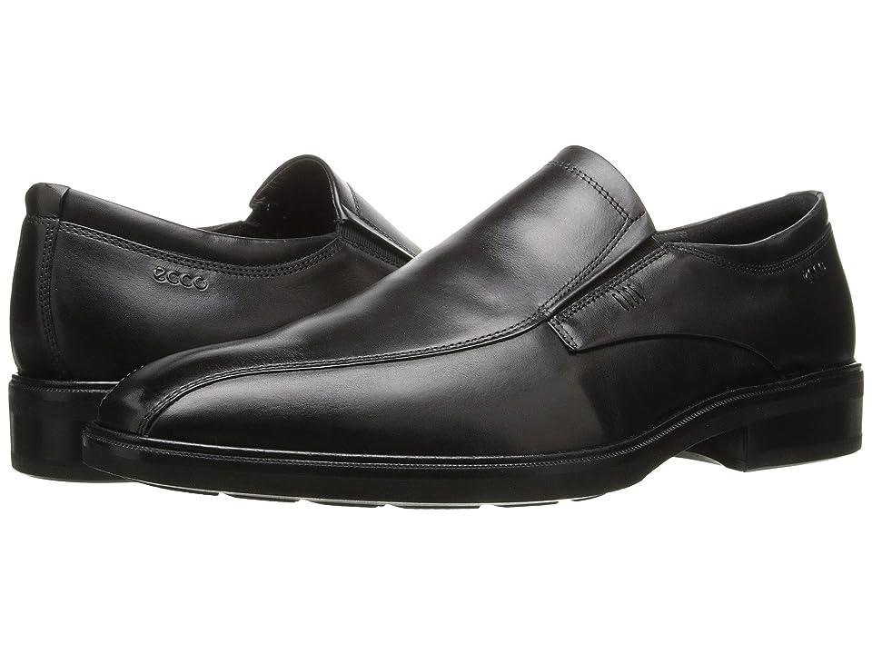 ECCO Illinois Slip-On (Black) Men