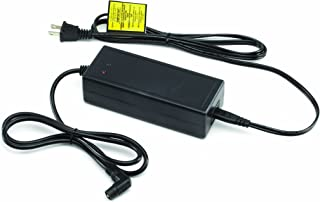 Earthwise CH80024 Lawn Mower Battery Charger, 24-Volt, Black