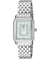Michele - Deco II Mid Watch Silver
