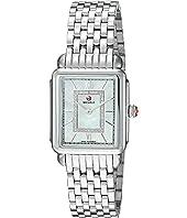 Michele - Deco II Mid Watch Silver