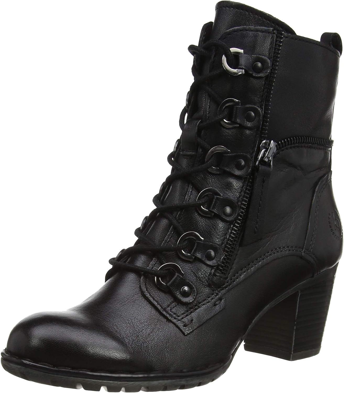 Bugatti Women Ankle Boots Black, (black) 411333364100-1000