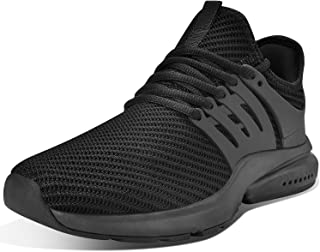 Mens Running Tennis Shoes Slip On Resistant Sneakers Fashion Mens Sneaker Gym Sport Non Slip Casual Walking Shoes for Men…