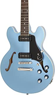 Epiphone ES-339 P90 PRO Semi-Hollowbody Electric Guitar Pelham Blue