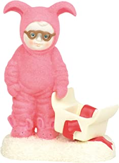 Department 56 Snowbabies Guest Collection A Christmas Story Thanks Aunt Clara Figurine, 4.5