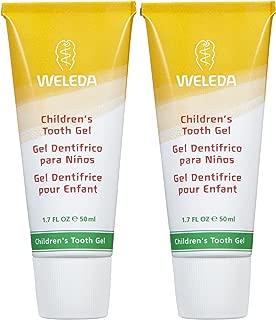 Weleda Children's Tooth Gel - 1.7 oz - 2 pk