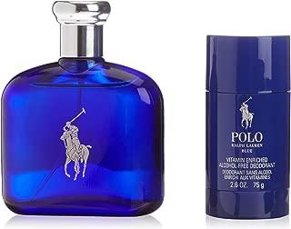 Ralph Lauren Polo Blue - Agua de perfume, 2 piezas, 200 gr: Amazon ...