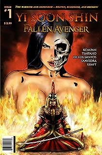 Yi Soon Shin: Fallen Avenger #1