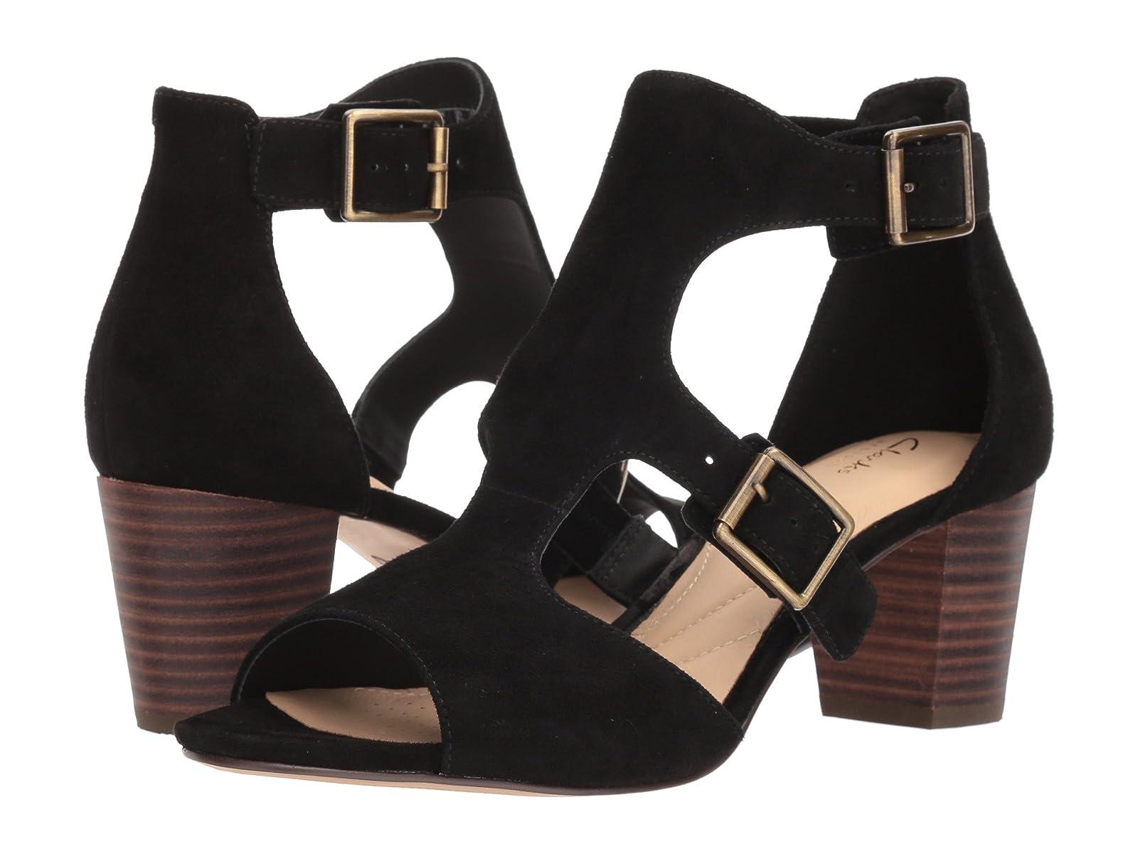 Clarks Deloria KayAtmospheric grades have affordable shoes