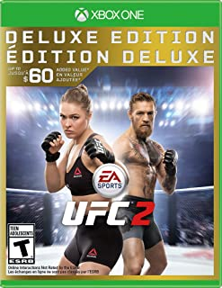 EA Sports UFC 2 (Deluxe Edition) - Xbox One