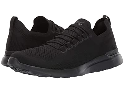 Athletic Propulsion Labs (APL) Techloom Breeze (Black/Black) Men